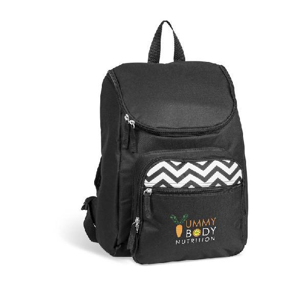 Ripple picnic backpack cooler black