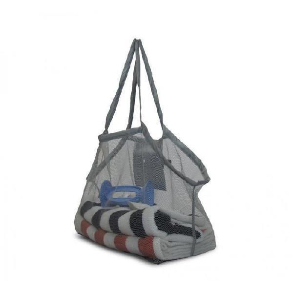 Sandfree beach bag - grey