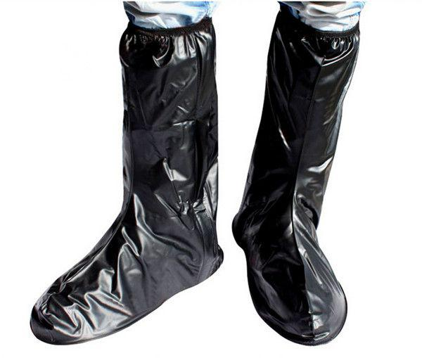 Waterproof non-slip rain boot cover cycling riding bike