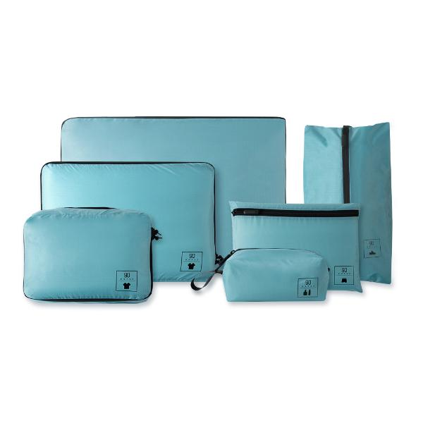 Xiaomi 90 Fun 4 Pcs Travel Storage Bag Folding Waterproof