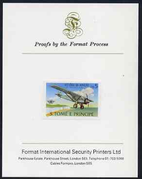 St thomas & prince islands 1979 aviation history 5db (spirit