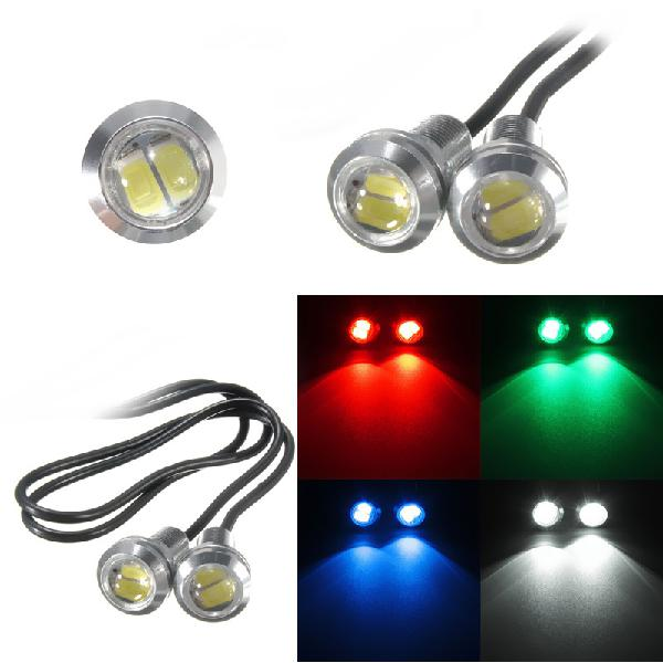 18mm 5630 5730 2smd led eagle eye lamp reverse backup lamp