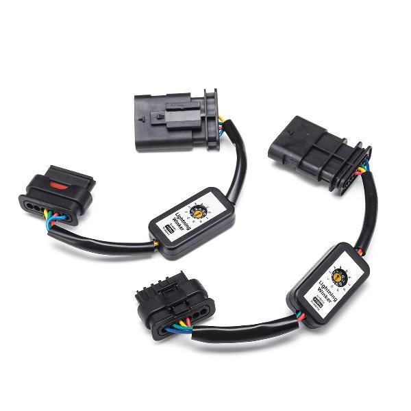 2 x dynamic turn signal lights indicator led taillight