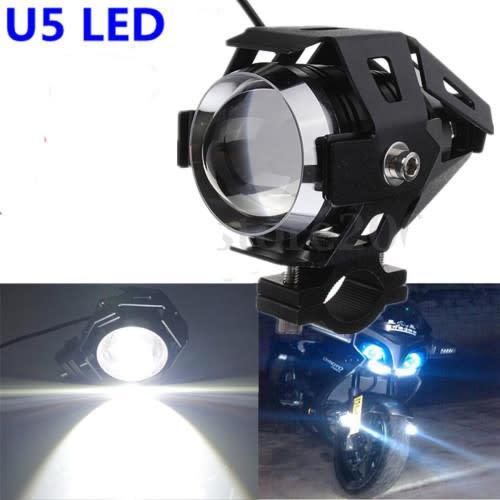 30w u5 motorcycle led light
