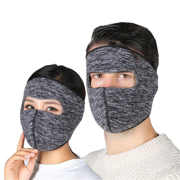 Motorcycle scooter riding full face scarf mask windproof 360