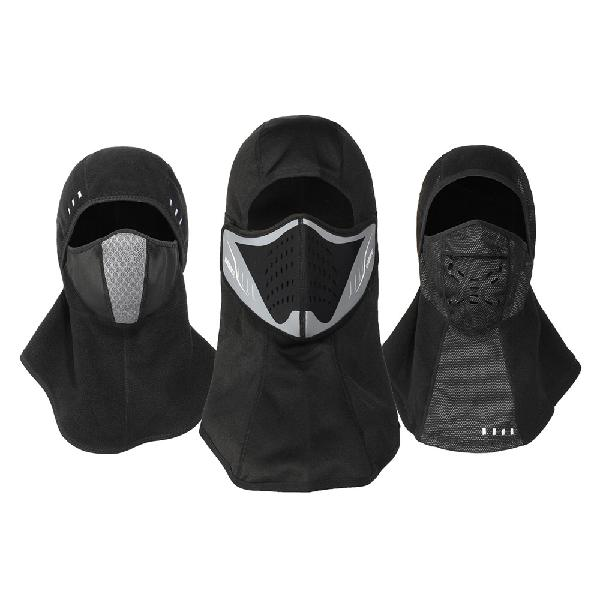 Motorcycle winter full face guard riding mask wind-proof