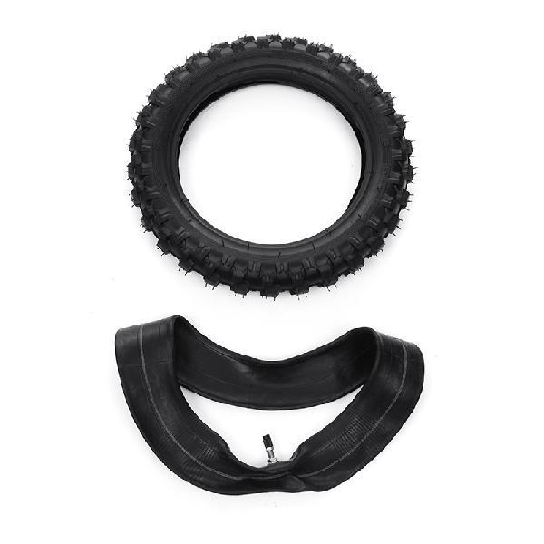 Pit dirt bike tyre inner tube 49cc 2.50-10 knobbly 250-10 10