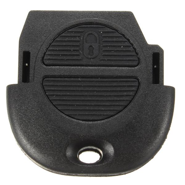 Repair kit remote key shell 2 switches for nissan nats