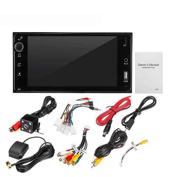 4 channels x 40w max usb / aux 4 core 1080p car radio stereo