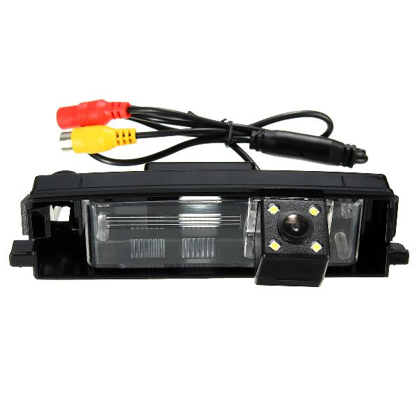 Car CCD Night Vision Backup Reverse Rear View Camera For