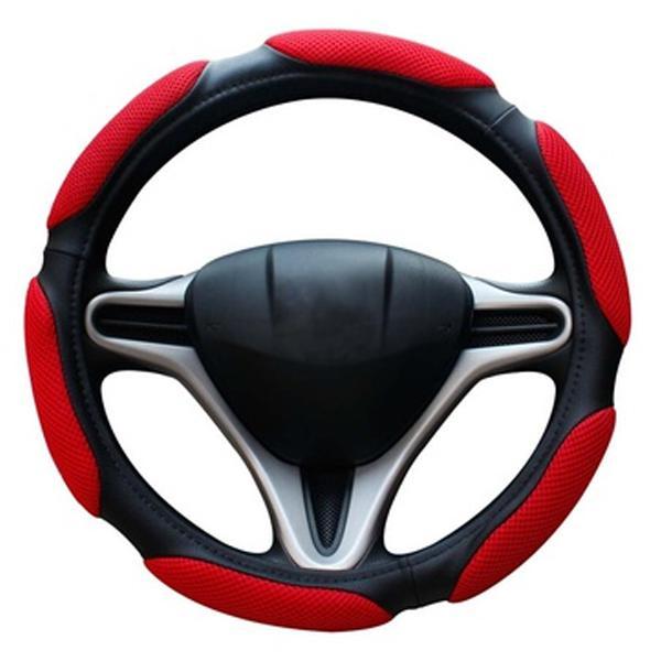 Car Nonslip Steering Wheels Cover Odorless Breathable