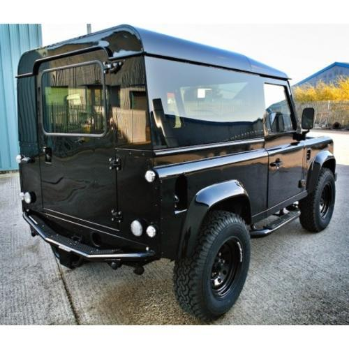 Land rover defender 90-panoramic tinted window kit - full