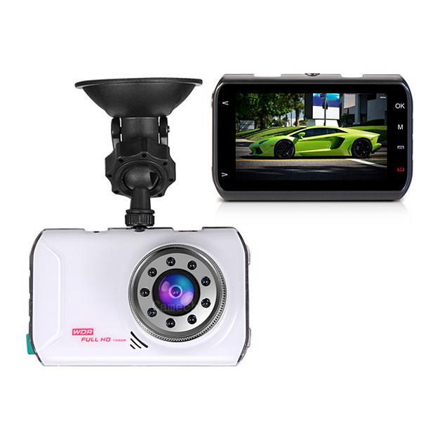 Novatek FH05 140 Full HD 1080p Car Camera Video Recorder