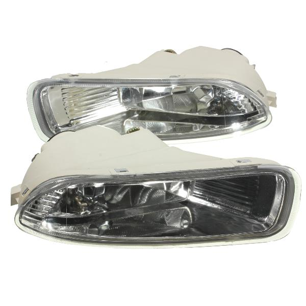 Pair car fog driving lights lamps left & right set for