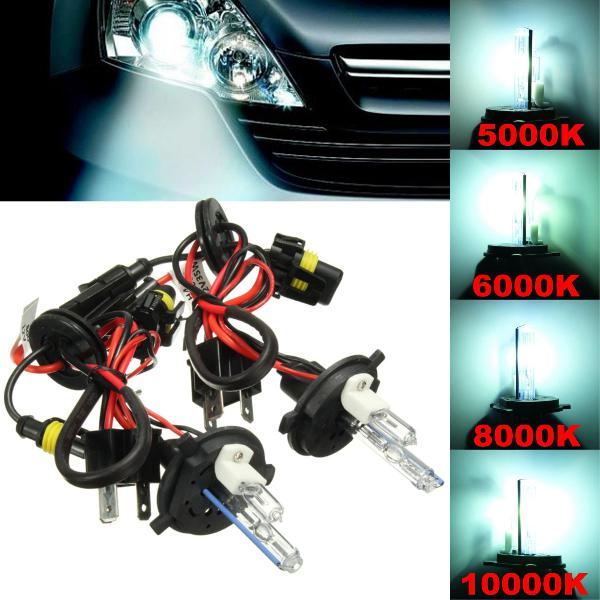 2x D1S Xenon White 6000K 35W Bulbs Low Beam Renault Laguna Coupe 2008-2013