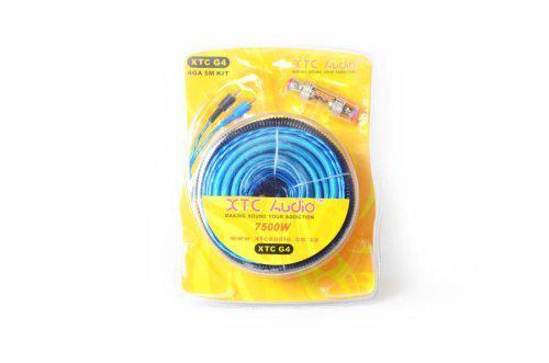 Xtc 4 gauge wiring kit