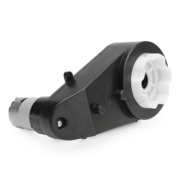 12 volt 10000 rpm electric motor gear box for ride on bike