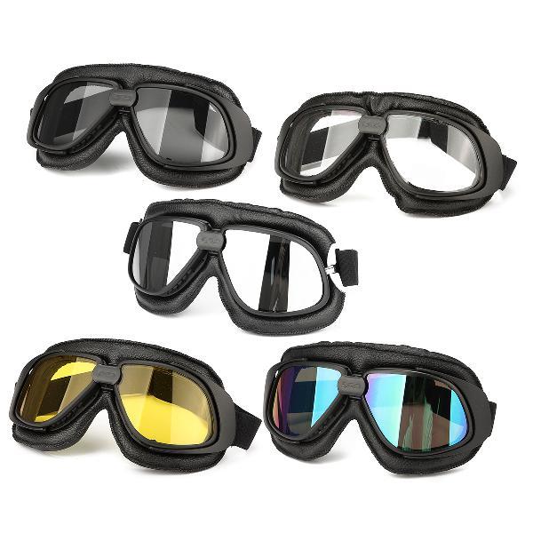 Motorcycle goggles motor bike bike helmet eye protection