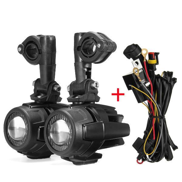 Second generation led auxiliary fog light spot beam lamp