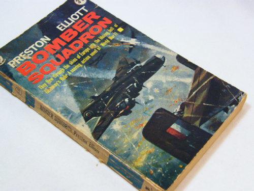 Bomber squadron by preston elliot
