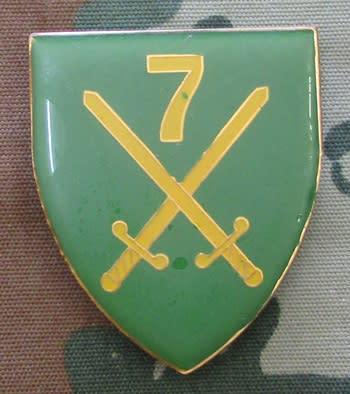 Sadf - 7 division infantry shoulder flash