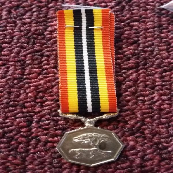 Sadf - southern africa miniature medal