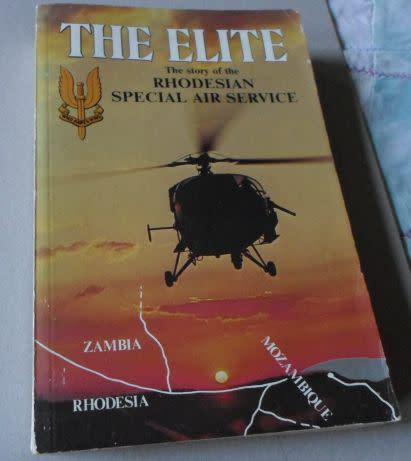 The elite - the story of the rhodesian special air service -