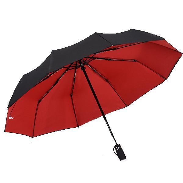 Automatic Umbrella Double layer Windproof Anti-UV Umbrella