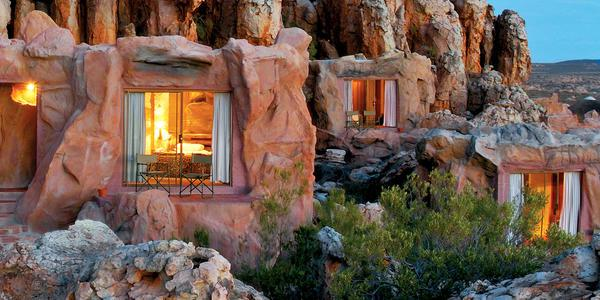Sleep in a Cave Suite with Star Gazing for Two | Cederberg