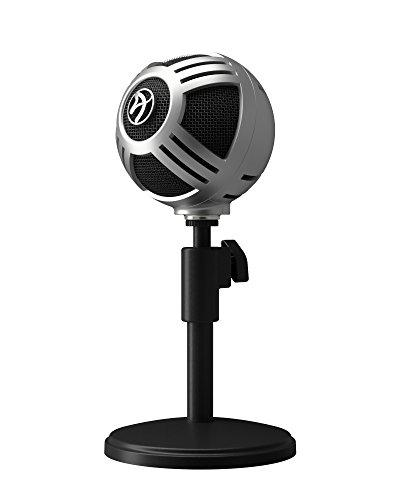 Arozzi sfera pro usb microphone for gaming & streaming,