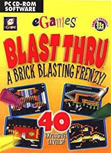 Blast thru (pc cd)