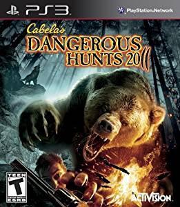 Cabelas dangerous hunts 11/game