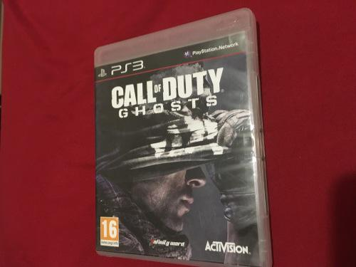 Call of duty - ghosts - mint condition - free shipping for