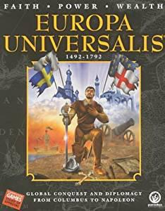 Europa universalis 1492-1792 (pc) (u)