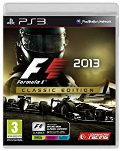 F1 2013 classic edition (ps3)