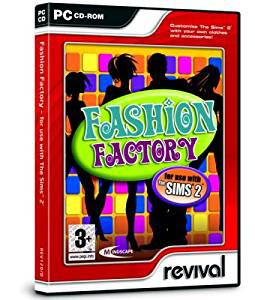 Fashion factory - for use with the sims 2 (pc cd)