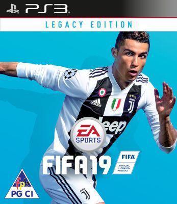 Fifa 19: legacy edition (playstation 3)