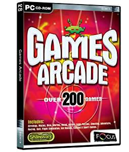 Games arcade (pc cd) (u)
