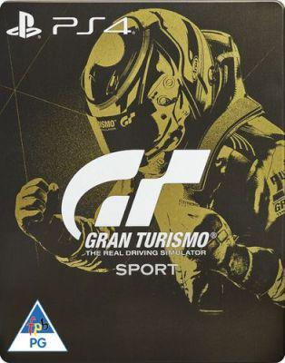 Gran turismo: sport - special edition (playstation 4,
