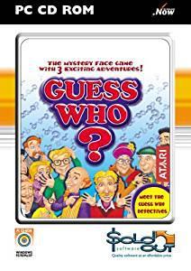 Guess who ? (pc cd) (u)