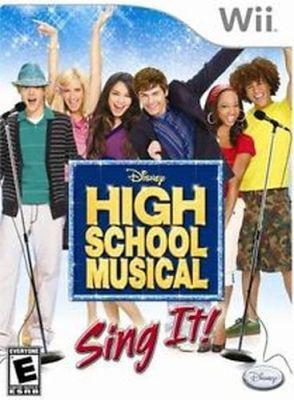 High school musical - without microphone