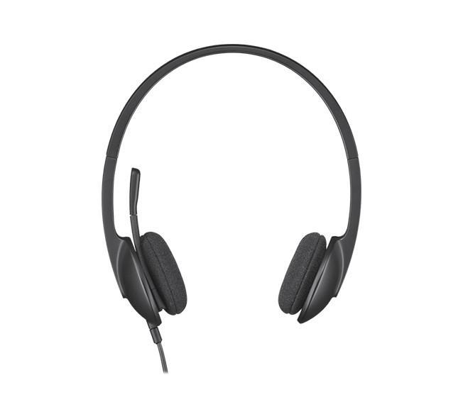 Logitech usb headset h340 (981-000475) - logitech