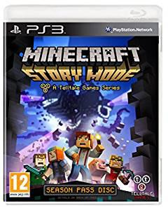 Minecraft: story mode - a telltale game series - season disc