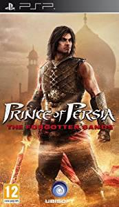 Prince of persia: the forgotten sands (sony psp)