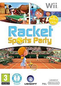Racket sports with camera (wii) (u)