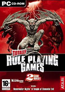 Totally role playing games (pc) (u)
