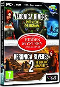 Veronica rivers 1 and 2 - the hidden mystery collectives (pc