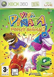 Viva piata party animals (xbox 360) (u)