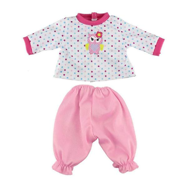Amyline 2 pcs fashion clothes and pants for 18 inch new born