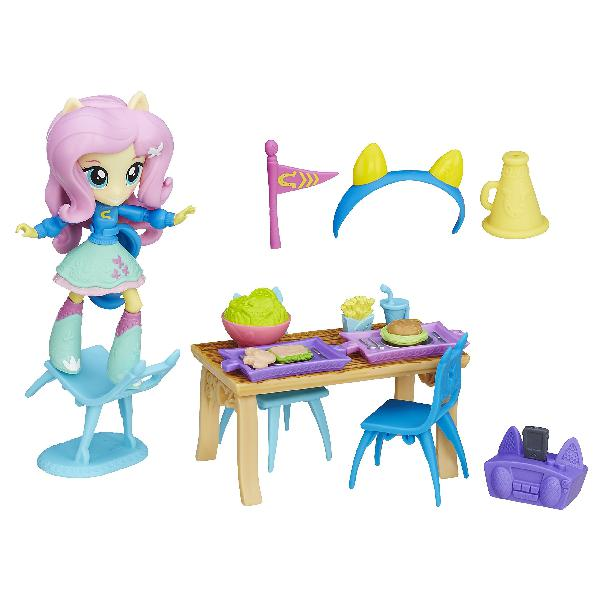 My little pony equestria girls minis fluttershy school